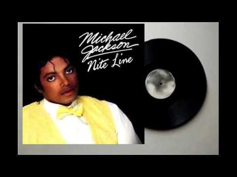 Michael Jackson - Nite Line (Demo) (Audio Quality CDQ)