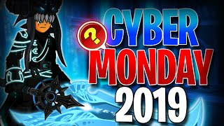 Aqw Cyber Monday Rares 2019!!