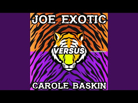 Joe Exotic Vs Carole Baskin Rap Battle Youtube
