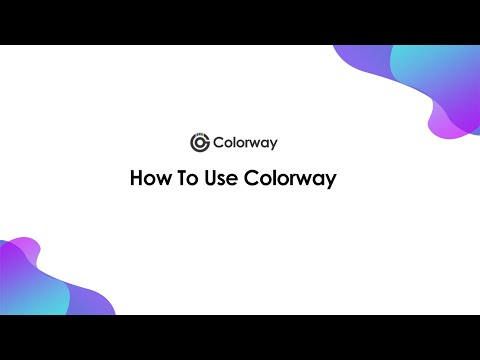 How To Use Colorway | InkThemes