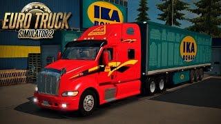 Euro Truck Simulator 2 - SP Episode 17 - Pot Flower Delivery!