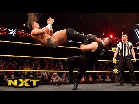 Adrian Neville vs. Kevin Owens: WWE NXT, Dec. 18, 2014