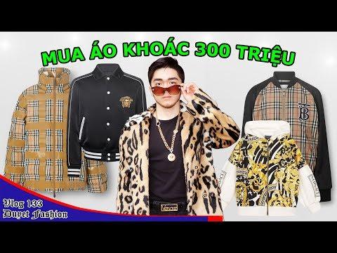 Mua Áo Khoác 300 TRIỆU | Đập Hộp Hàng Hiệu Mùa Đông - Luxury Unboxing | Vlog 133 - Duyet Fashion
