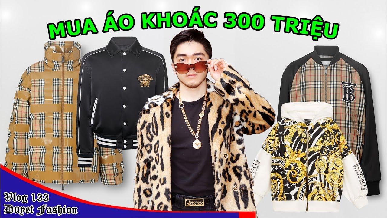 Mua Áo Khoác 300 TRIỆU | Đập Hộp Hàng Hiệu Mùa Đông – Luxury Unboxing | Vlog 133 – Duyet Fashion