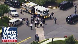 Multiple fatalities in Annapolis newsroom shooting