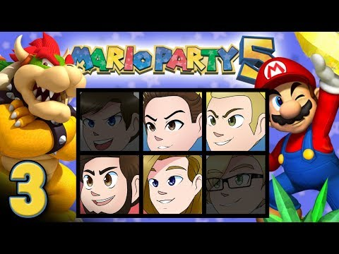 Mario Party 5: DK OUT OF NOWHERE - EPISODE 3 - Friends Without Benefits