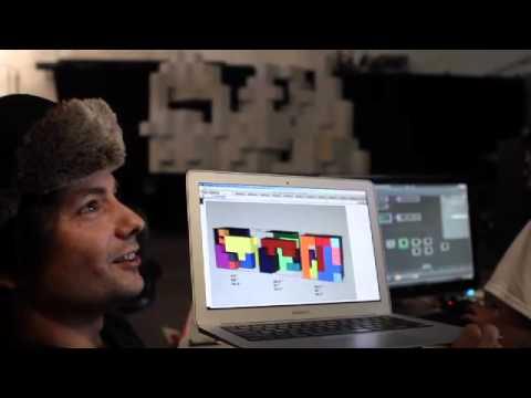 Amon Tobin 'ISAM' Live (Extended Trailer) by Ninja Tune