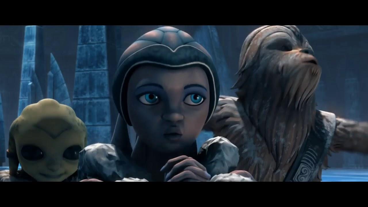Star Wars The Clone Wars - Jünglinge - Teil 6