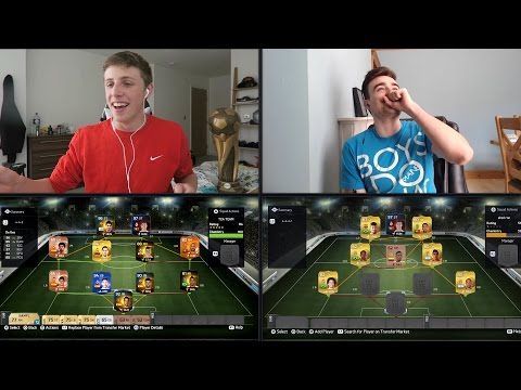 FIFA 15 - 10 MILLION COIN SQUAD OFF!!!