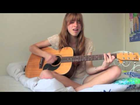 Me singing a song I wrote, called 'Think to myself'