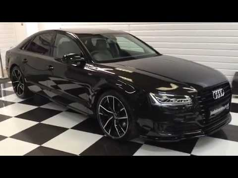 2014 (14) Audi A8 3.0 V6 TDi Sport Executive Quattro 258BHP Automatic (For Sale)