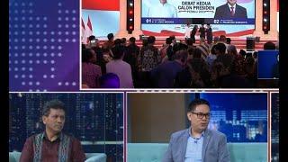 Dialog: Debat Panas, Jokowi Ungkap Penguasaan Lahan Prabowo