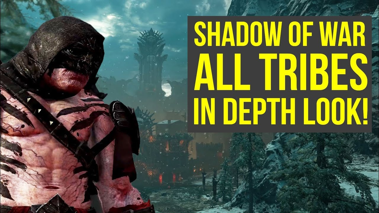 shadow of war how to get slaughter tribe