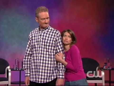Lauren Cohan - Whose Line Is It Anyway