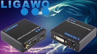 Video Hardware - Ligawo 6518849 HDMI zu DVI Konverter + Audio SPDIF COAX 3,5mm download MP3, 3GP, MP4, WEBM, AVI, FLV November 2018
