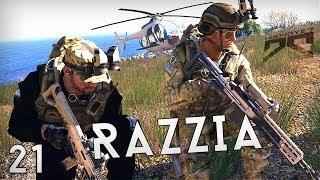 » RAZZIA  « - Arma 3: Altis Life - #21 - [Deutsch] [4K]