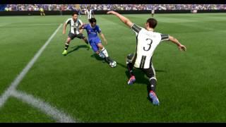 FIFA 17 REV. GRASS - REAL FROSTBITE GFX TWEAKER