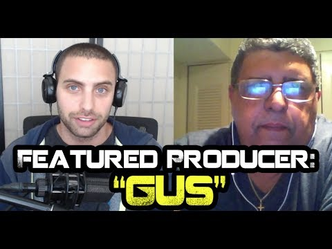 """Featured Producer: """"Gus"""" (A journey from a major label deal to music licensing)"""
