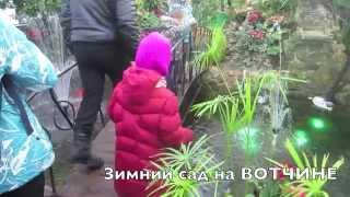 видео Великий Устюг. Зимний экспресс