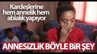 Türkiye'yi Ağlatan 13 Yaşındaki Hatice'nin Anneler Günü Hüznü