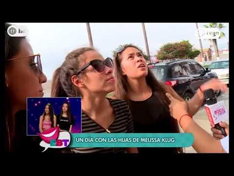 ¡Un día con las hijas de Melissa Klug! - En Boca de Todos 23/11/2017