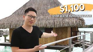 $1,100 Ihg Bora Bora Overwater Villa Tour! (how To Book W/ Points)