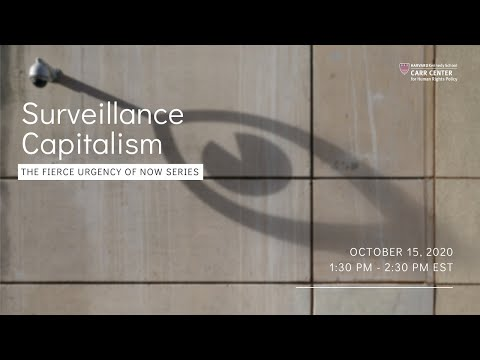 Surveillance Capitalism on YouTube