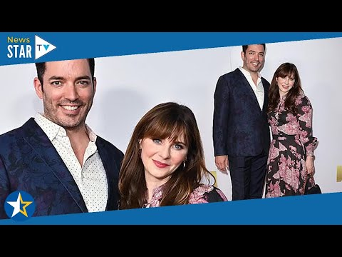 Zooey Deschanel and boyfriend Jonathan Scott attend Academy of Motion Pictures premiere party 043989