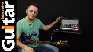 positive Grid Bias Head Amp Review - Tom Quayle