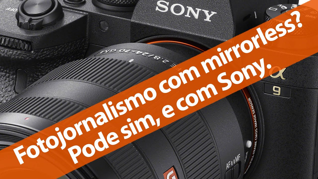 Fotojornalismo com mirrorless, pode? Pode sim, e com Sony. Grande agência troca tudo por Sony.