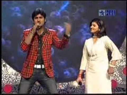 Rafta Rafta dekho  harshit saxena  voice of india  mastiful performance