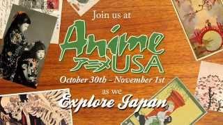Join us at Anime USA 2015