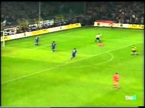 Liverpool - Alaves. UEFA Cup-2001. Final