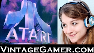 VintageGamer.com Review - ATARI ANNIVERSARY EDITION - Sega Dreamcast