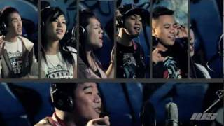 Repeat youtube video Maligayang Pasko Official Music Video - Breezy Boys and Breezy Girls