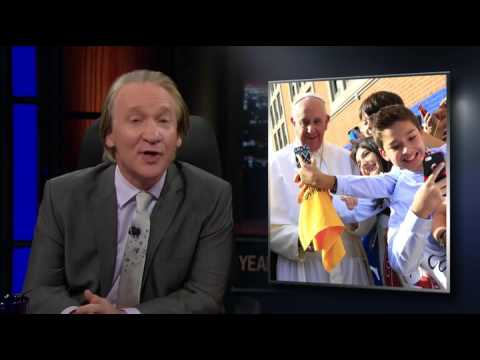 Real Time with Bill Maher - Mobile Phone Addiction