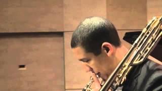 Brahms, Four Serious Songs (Mvt 3) - O Tod, wie bitter bist du