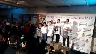 Apollinaire Mousetrap Car Race Monaco 2017   remise prix   Lola+Marc