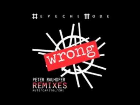 Depeche Mode Wrong Peter Rauhofer Remix Part 2