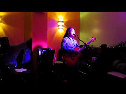 Gerald Lucas LIVE @ Path Cafe' in NY - Hourglass