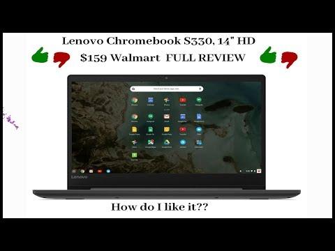 Lenovo Chromebook S330, 14