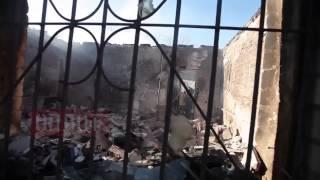 в Куйбышевском районе по ул  Шахтопроходчиков Сталинград разрушили все Донецк война(, 2014-11-12T05:00:24.000Z)