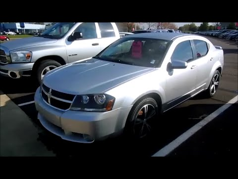 2008 Dodge Avenger | Read Owner and Expert Reviews, Prices