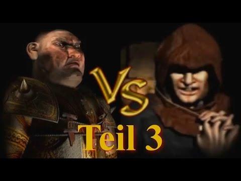 Schwein vs Abt - Teil 3 | Stronghold Crusader KI Kämpfe (German)