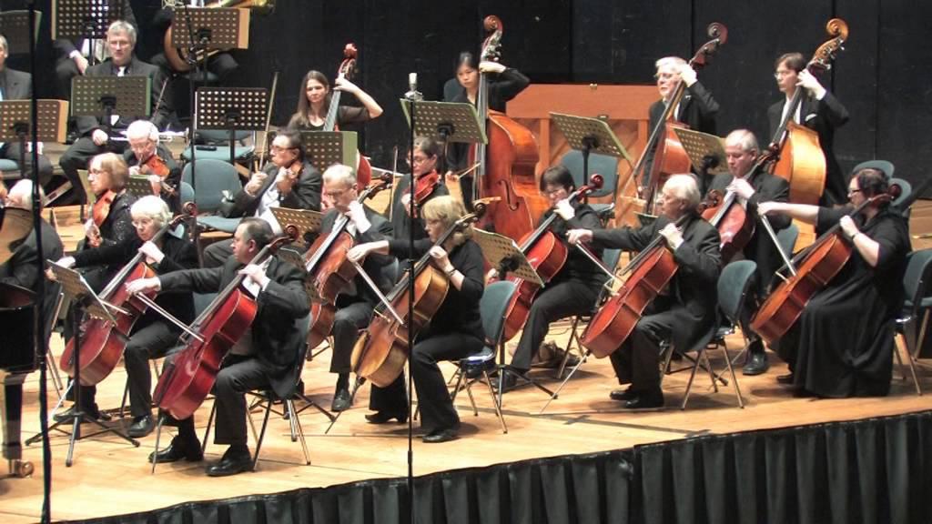 Rachmaninow Klavierkonzert 3