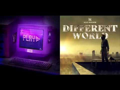 Play  Lost Control Remix Mashup - Alan Walker K-391 & Tungevaag ft Mangoo & Sorana