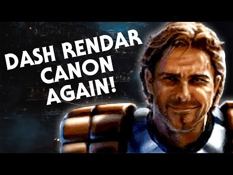 Dash Rendar Is Canon Again - Legends References And Connections In Tales From Vandor