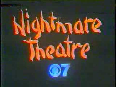 1977 CBS Nightmare Theatre Opening