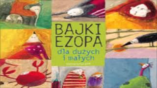 "Bajki Ezopa - ""Lis i Winogrona"""