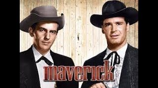 Maverick - Al Caiola + TV Theme Song + End Credits